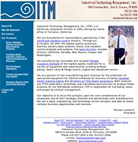 Industrial Technology Management, Inc - Home Page